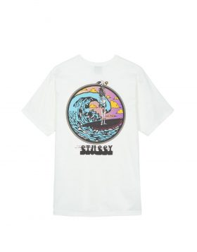 STUSSY – Dead Surf Pigment Dyed Tee (Natural)