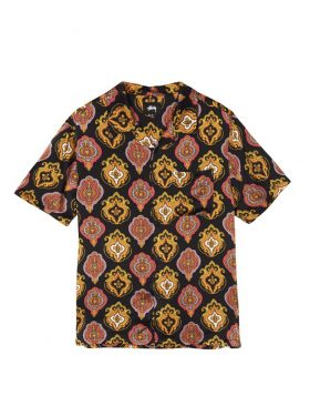 STUSSY – Shield Shirt (Black)
