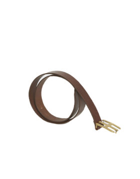 You Must Create – King Belt (Brown)