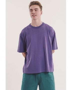 You Must Create – Triple SS Tee (Purple)