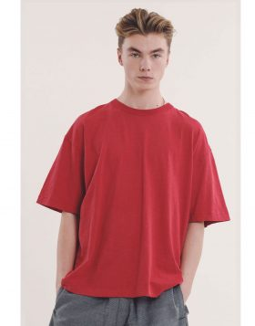 You Must Create – Triple SS Tee (Red)