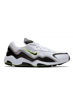 NIKE – AIR ZOOM ALPHA (Black/Volt-Wolf Grey-White)