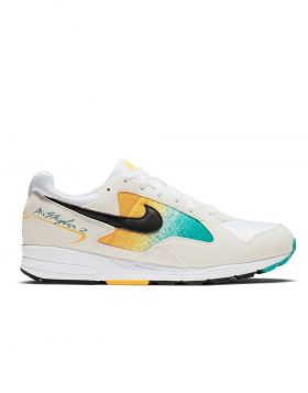 NIKE – AIR SKYLON II (White/Black-University Gold-Spirit Teal)