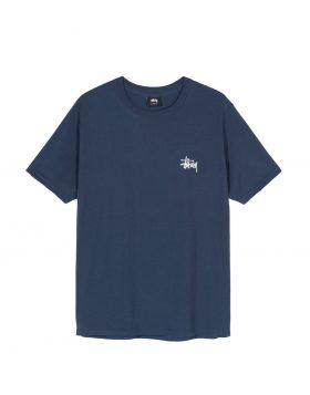 STUSSY – Basic Tee (Navy)