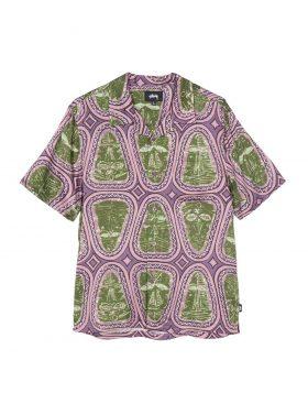 STUSSY – Mask Shirt (Pink)