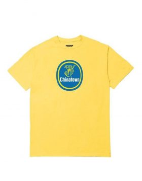 CHINATOWN MARKET – Chiquita Banana T-Shirt (Yellow)
