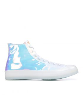 CONVERSE – Chuck 70 Jewel High (White/Iridescent)