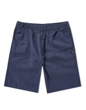 STUSSY –  Brushed Beach Short (Navy)
