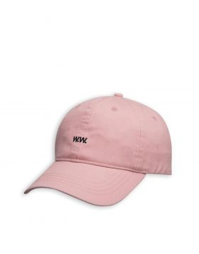 WOOD WOOD – Low Profile Cap (Peach Beige)