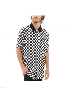 VANS – Camicia button down Checker Camp (Checkerboard)