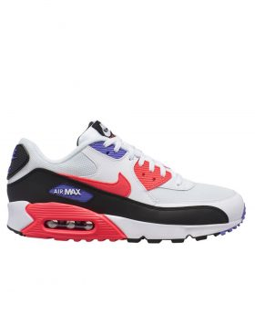 NIKE – Air Max '90 Essential (White/Red Orbit-Psychic Purple-Black)