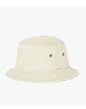UNIVERSAL WORKS – Bucket Hat in Natural Twill (Ecru)