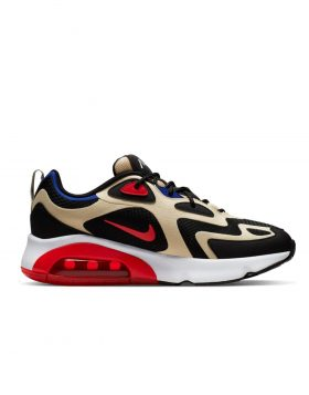 NIKE – Air Max 200 Man (Teamgold/University Red)