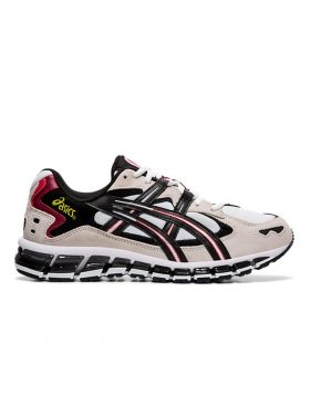 ASICS – Gel Kayano 5 360 Man (White/Black)