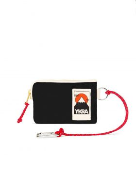 YKRA MINI WALLET BLACK