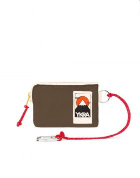 YKRA MINI WALLET KHAKI