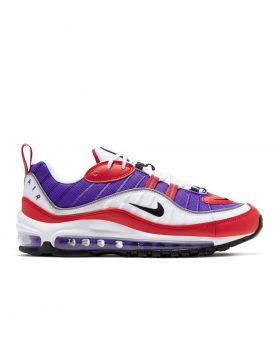 NIKE – AIR MAX 98 Woman (Psychic Purple/Black-University Red)