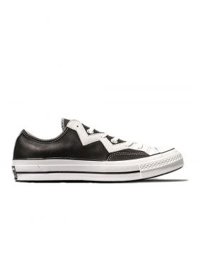 "CONVERSE – ""Voltage"" Chuck 70 Low Top (Black/White)"