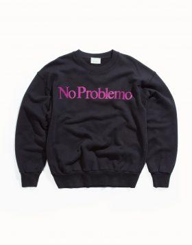 ARIES – No Problemo Sweat (Black)