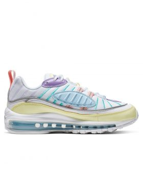 NIKE – Air Max 98 Women (Luminous Green/White – Atomic Violet)