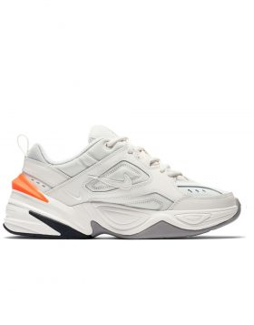NIKE – M2K Tekno Women (Phantom/Oil Grey-Matte Silver)