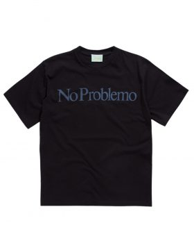 ARIES – Tshirt No Problemo (Black)