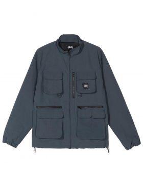 STUSSY – Utility Jacket Man (Slate)