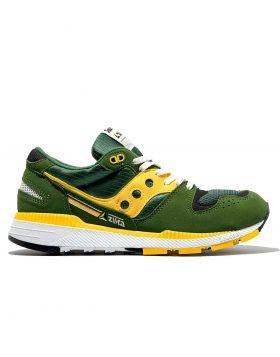 SAUCONY – Azura Man (Green/Yellow)
