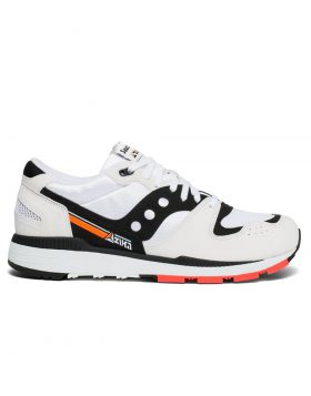 SAUCONY – Azura Man (White/Black/Red)