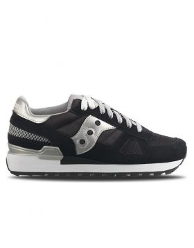 SAUCONY – Shadow Original Donna (Black/Silver)