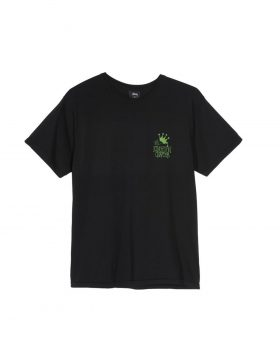 STUSSY – Kingston Chapter Tee (Black)