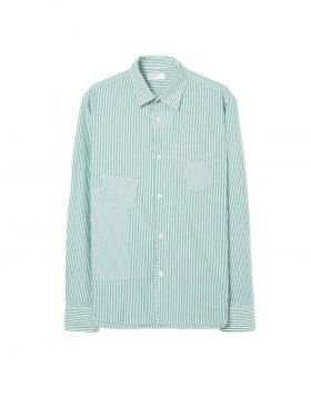UNIVERSAL WORKS – Patch Shirt (Green)