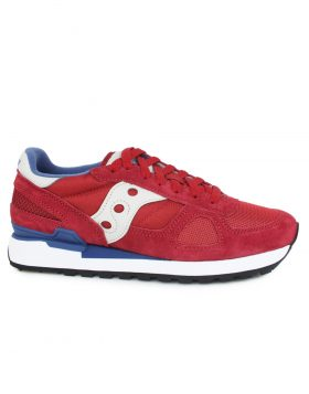 SAUCONY – Shadow Original Man (Red/Blue)