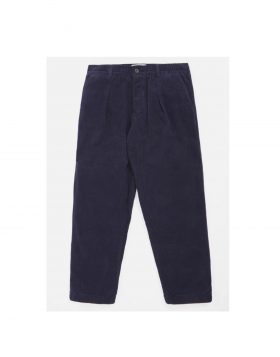 UNIVERSAL WORKS – Pleated Track Pant (Navy)