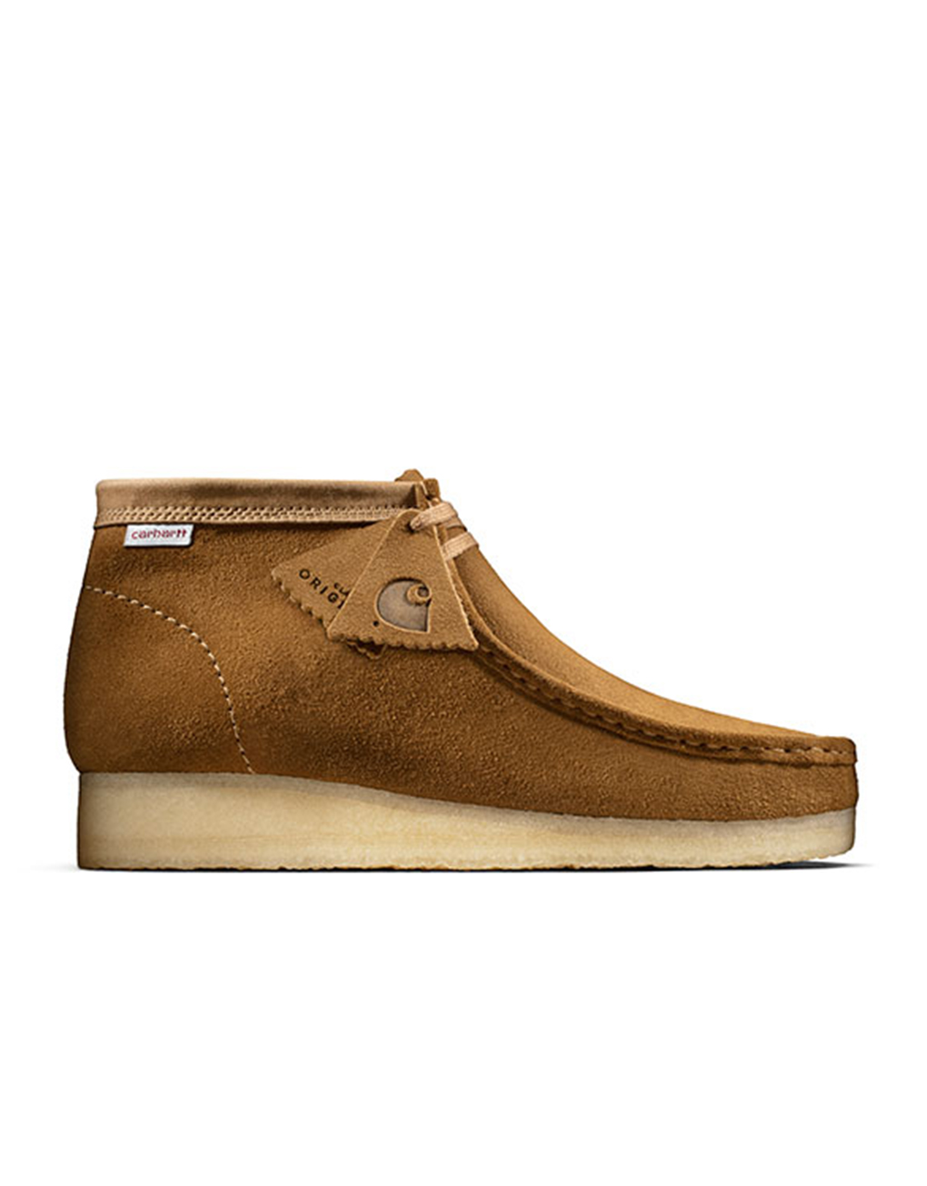 CLARKS Wallabee Boot Clarks Originals x Carhartt