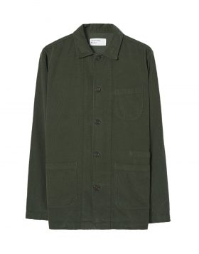 UNIVERSAL WORKS – Bakers Overshirt (Green)