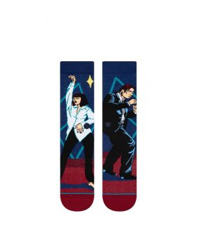 STANCE – I Want To Dance Socks (Red)
