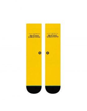 STANCE – Kill Bill Socks (Yellow)