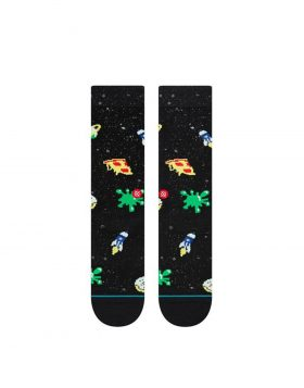 STANCE – Space Food Socks (Black)