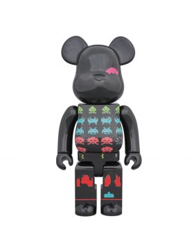 MEDICOM TOY – Be@rbrick SPACE INVADERS 400%