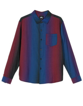 STUSSY – Graduated Color Shirt