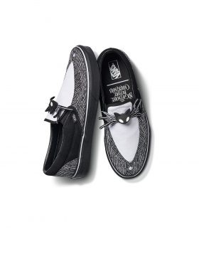 VANS – Slip-On Disney Jack/Nightmare (Black/White)