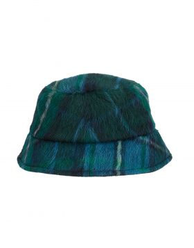 You Must Create – Bucket Hat Woman (Tartan)