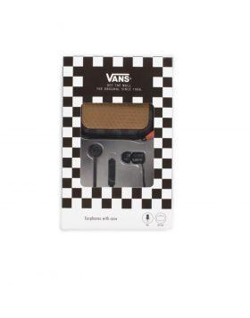 VANS – Earphones (Black)