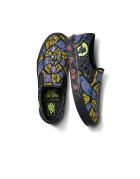 VANS – Slip-on Disney Oogie Boogie/Nightmare (Glow in the Dark)