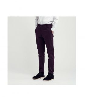 Wood Wood – Oskar pants (Plum Perfect 143)