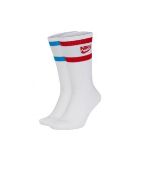 NIKE – Heritage Crew Socks (Multi-Color)