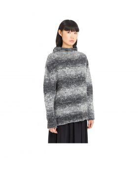 You Must Create – Tweed Jumper (Grey)