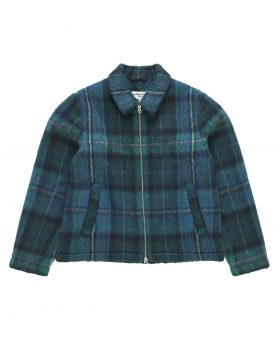 You Must Create – Groundhog Jacket Woman (Tartan)
