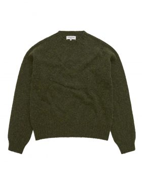 You Must Create – Jets Crew Woman (Olive)